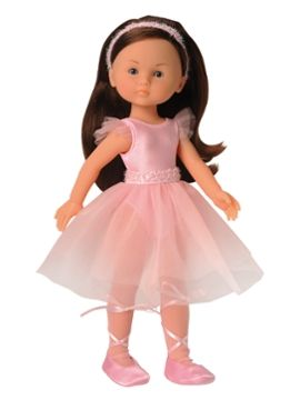 Chloe Ballerina Doll from Ready, Set, Hop: Easter Dresses, Toys & More Up to 70% Off on Gilt