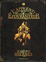 Couverture L'Apprenti Épouvanteur - L'Épouvanteur, tome 1
