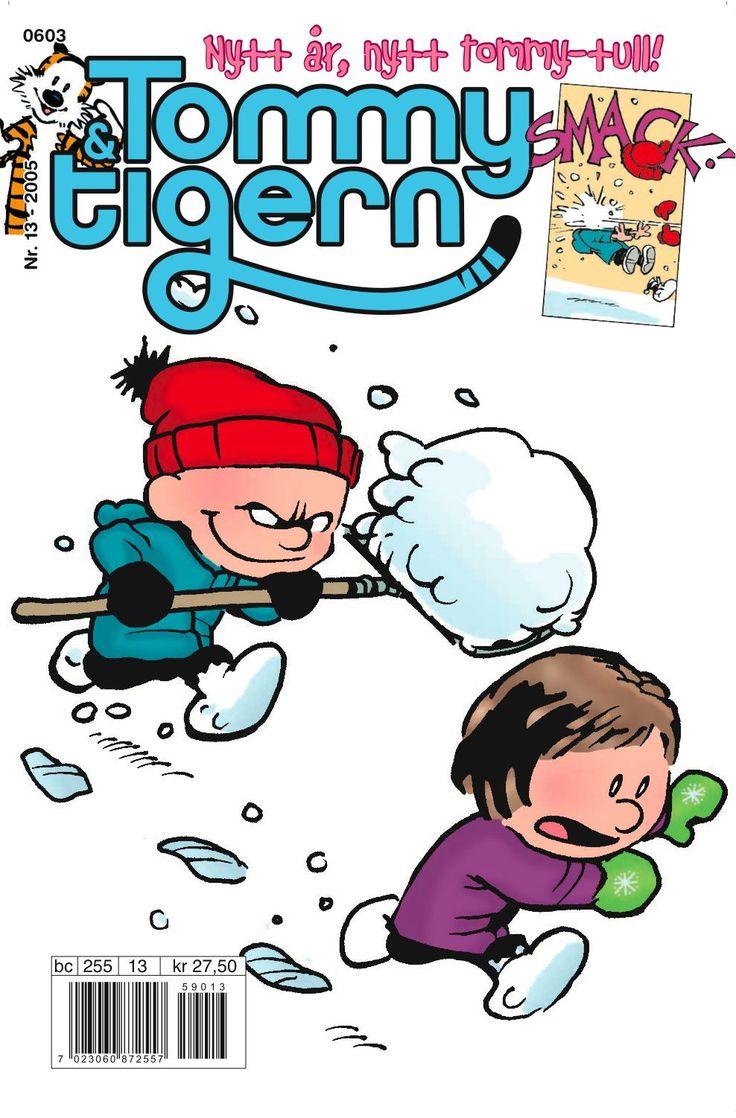Tommy og Tigern #13, 2005