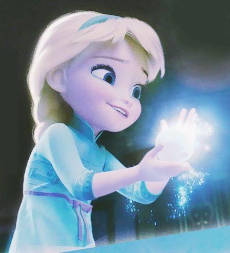 frozen elsa little