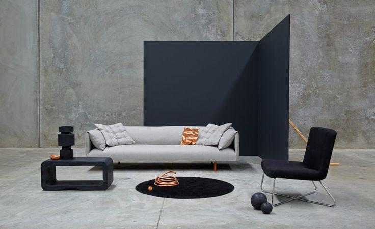 Callum Coffee Table & Filo Occasional Chair | MRD Home