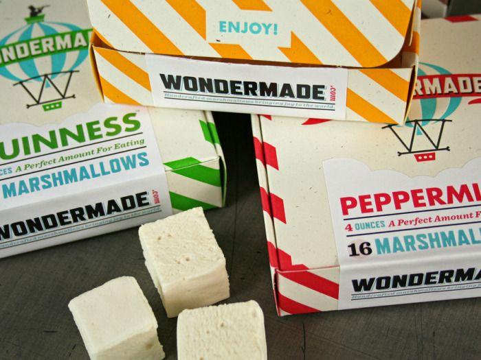 Wondermade - The Dieline - The #1 Package Design Website -