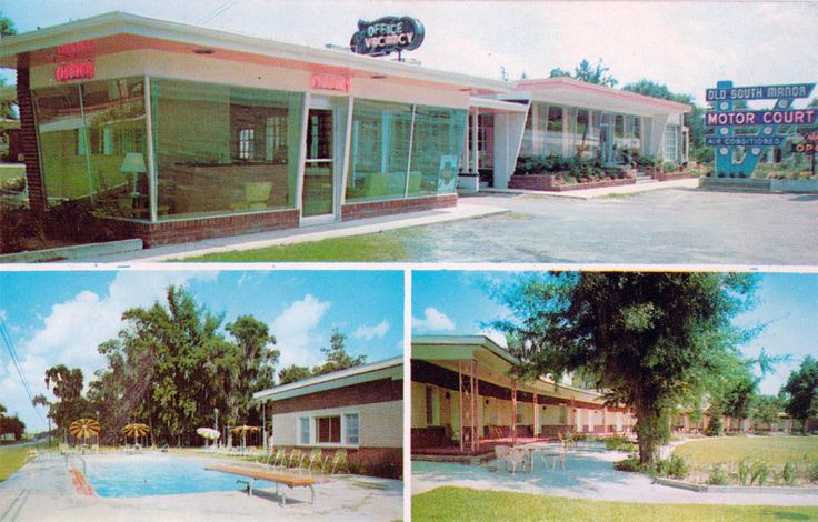 80 best old florida motor courts images on pinterest for Century motors of south florida