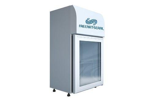 Expositor Freezer Refrigerador 15 Litros Vertical 15vt