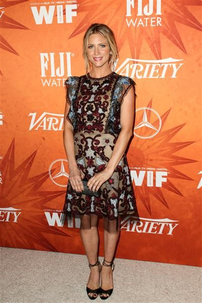 Brittany Snow attends the Variety Magazine and Women in Film Pre Emmy Party held at Gracias Madre in West Hollywood, Calif., on Sept. 18, 2015.
