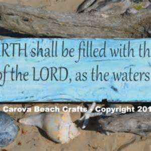 Bible Quotes About the Ocean - Profile Picture Quotes