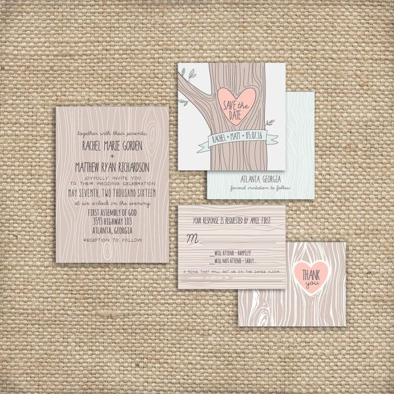 14 best Wedding Invitation images on Pinterest Invitation ideas