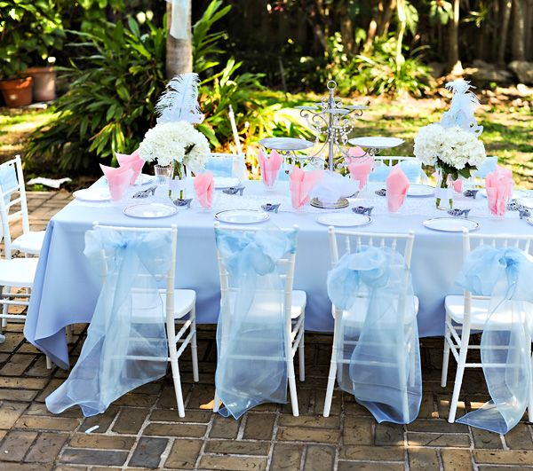 Get Inspired and get inspiration for your Bridal Shower from this Cinderella Inspired Royal Birthday Celebration - You will love all of the theme ideas used!  Simply Amazing and Oh So Beautiful!  Now Click - click!