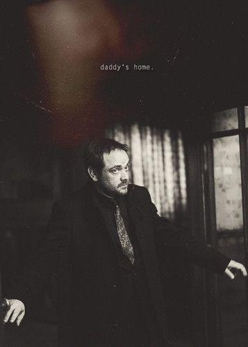 Fan Art of Crowley   #Supernatural #SPN