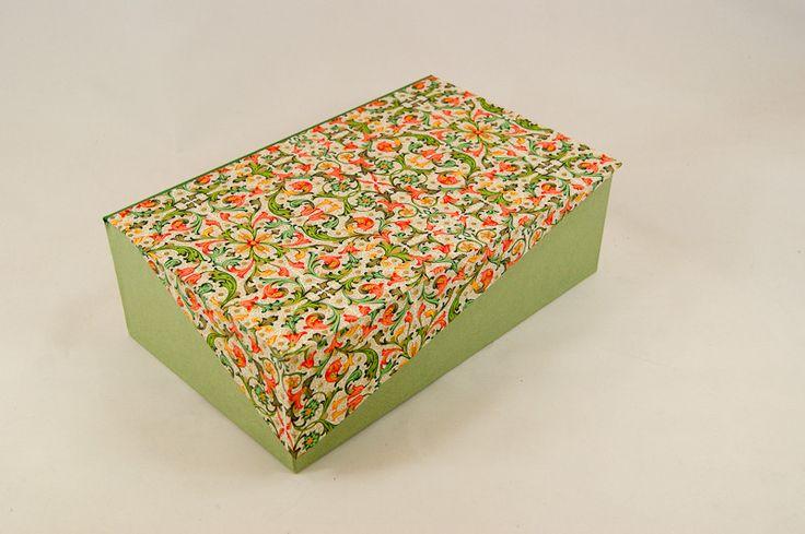 Kisten & Boxen - Deko - Kästchen , erweiterbar, Geschenkverpackung - ein Designerstück von Hof-Eisenhammer bei DaWanda