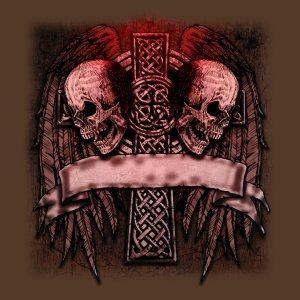 schedels kruis wallpaper - Google zoeken