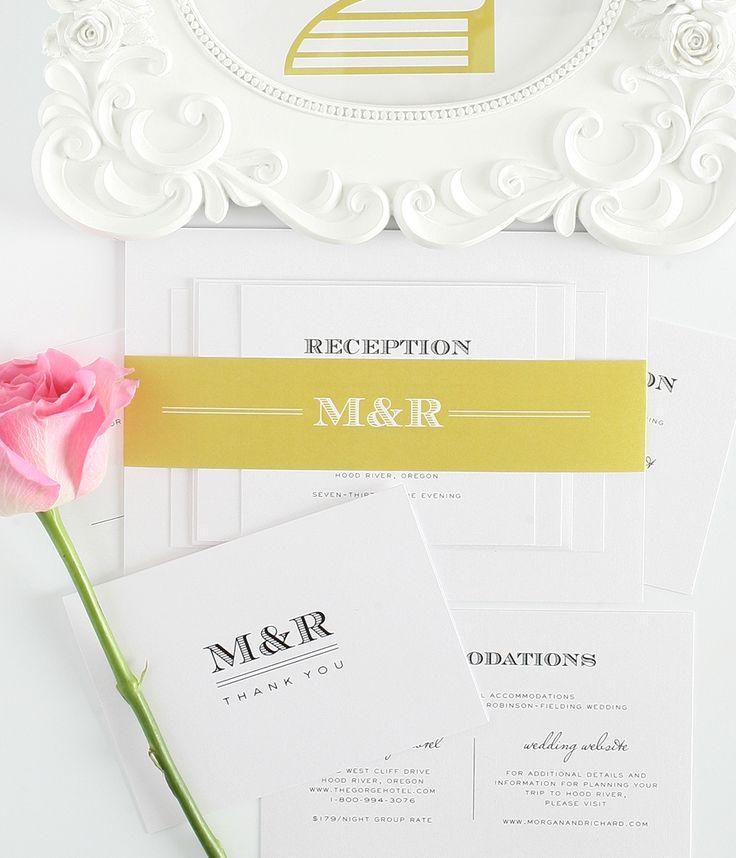Deals wedding invitations