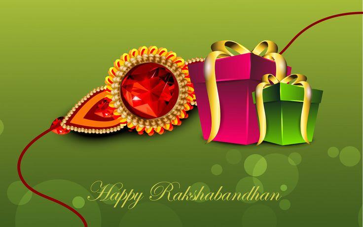 Happy Rakshabandhan HD Wallpaper Raksha Bandhan, Brother, Sister, Rakhi, Wallpapers, Wishes, Greetings, Images, Cute, Cartoon, Tied Rakhi, Latest, HD