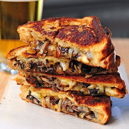 Hot and Melty: 10 Delicious Grilled Sandwich Recipes
