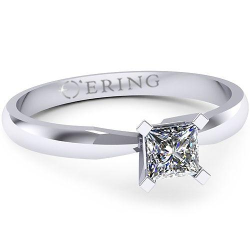 Inel logodna L127ADI cu diamant