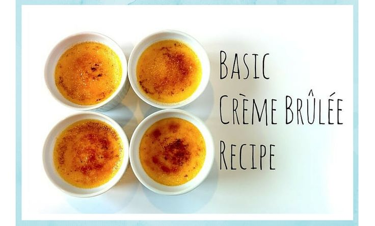 One of the most decadent, rich, and satisfying desserts that I can think of is a creme brulee. When I first tried one, the fancy-sounding French name made me think it would be a difficult recipe to pull off. Actually, it's really just a simple custard. Here is my very basic recipe for creme brulee, …