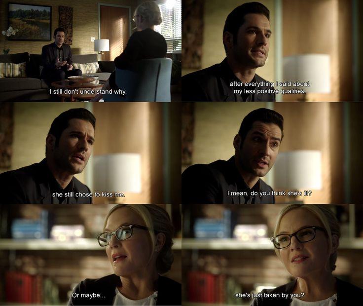 Lucifer S02E12 - Love Handles