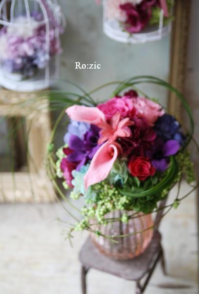 preserved flower http://rozicdiary.exblog.jp/23125882/