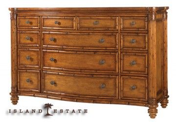 Tommy Bahama - Island Estate Barbados Triple Dresser SALE Ends Jun 29