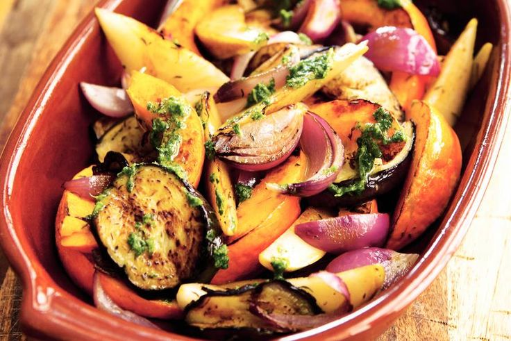 Gegrilde groenten - Recept - Allerhande