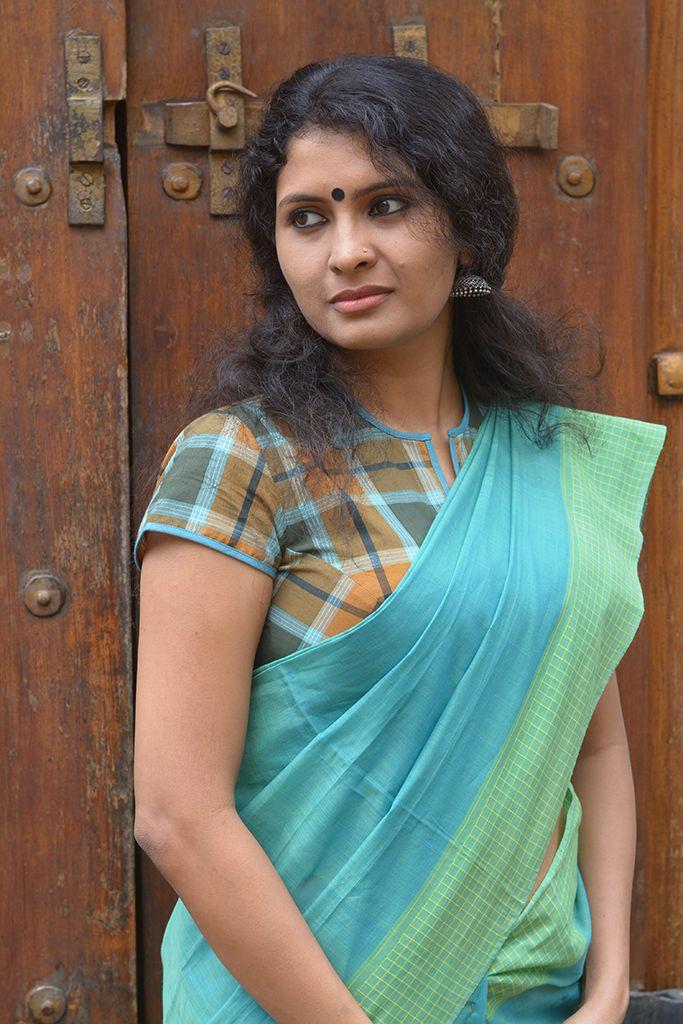 Laya Kaithari Handloom Saree from Seamstress.co.in