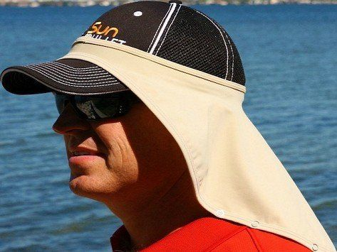 Mens Sun Hats from Sun Mullet