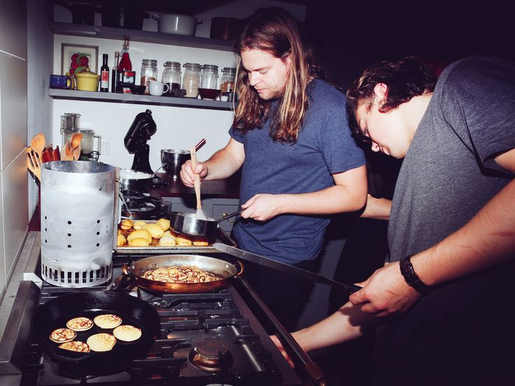 Magnus Nilsson cooks a Saveur Supper in celebration of his new book, The Nordic Cookbook.