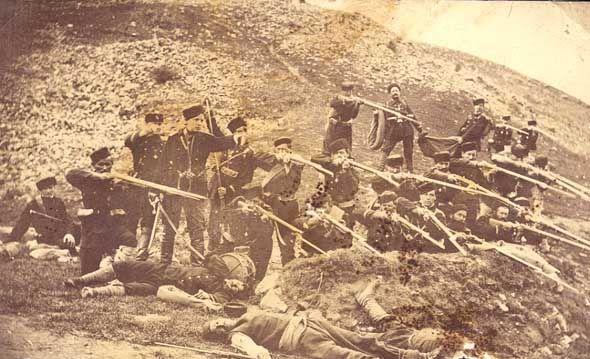 Carol Szathmari 1853-1856 Guerra de Crimea