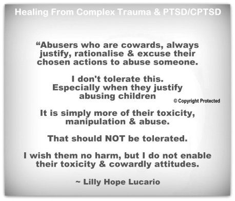 Suppressing trauma & emotions, causes greater issues long
