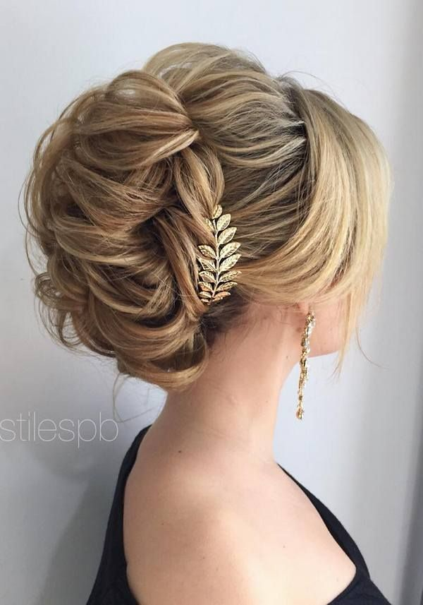 Ongebruikt 70 Chic Wedding Hair Updos for Elegant Brides | Frisuren, Frisur WV-53