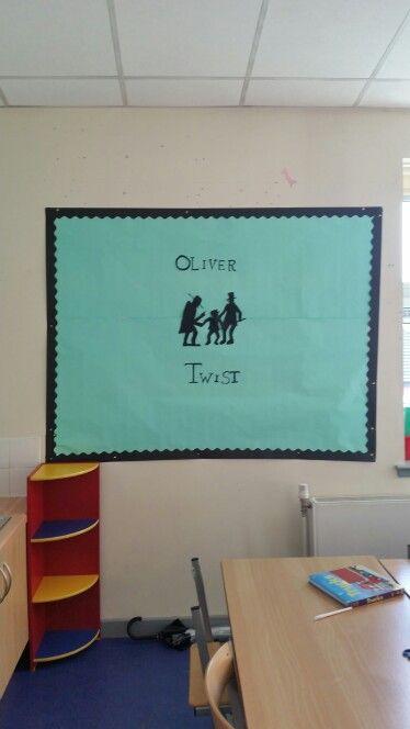 Starting Oliver Twist Display