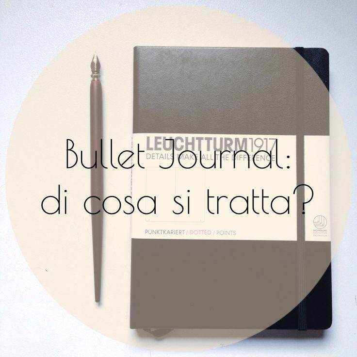 """Il Bullet Journal è un metodo di organizzazione e pianificazione basato su liste, ovvero su """"cose da fare"""". Queste possono essere giornaliere, settimanali, mensili, annuali, oppu…"""