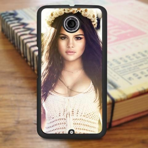 Selena Gomez Sexy Singer Nexus 6 Case