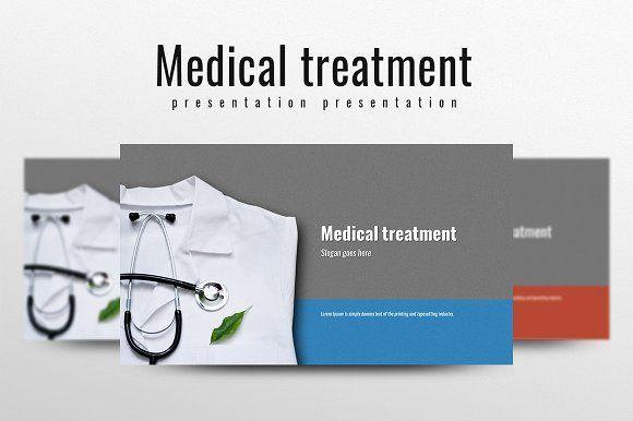 Medizinische Behandlung von Good Pello #powerpoint #presentation #template #keynote