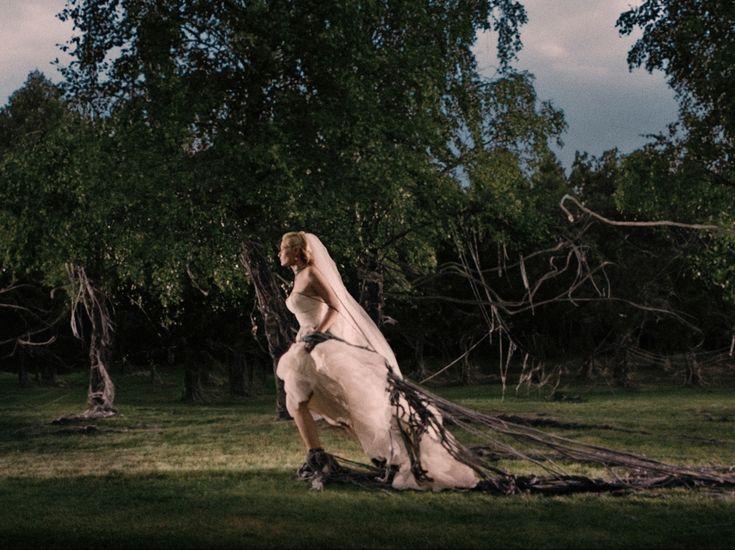 FILM | 'Melancholia', written & directed by Lars von Tier, 2011 | Genre: drama, sience fiction