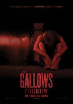 The Gallows - L'esecuzione, dal 19 agosto al cinema.