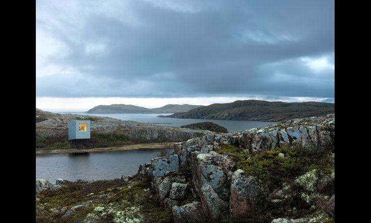 Fogo Island, Bridge Studio