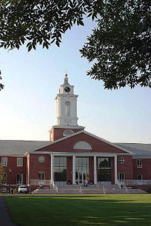 25 Top Ranking New England Colleges and Universities: Bentley University