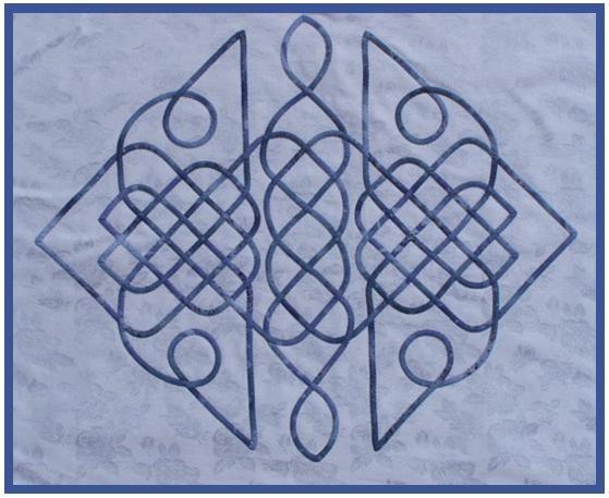 M. Myrum - My Celtic Applique design #207