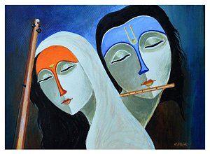 Divine Love by Chandra Shekhar Rout