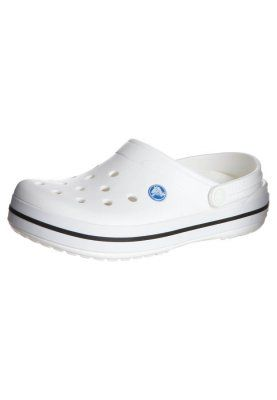 bestil Crocs CROCBAND - Træsko - white til kr 335,00 (18-09-15). Køb hos Zalando og få gratis levering.