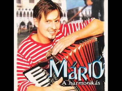 Márió - A harmonikás (2001) [Teljes Album]