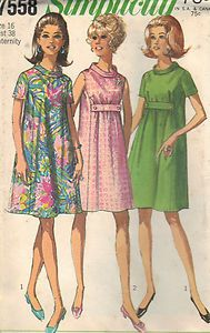 500 best images about Vintage Maternity Patterns on Pinterest ...