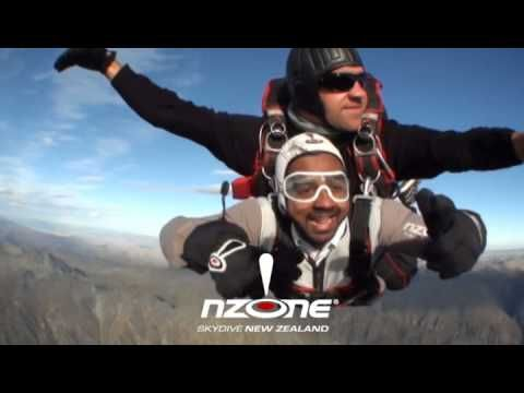 New Zealand Skydiving Videos NZONE Queenstown Skydive