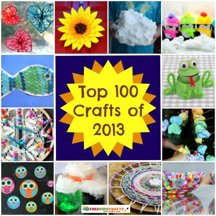 Top 100 Crafts of 2013