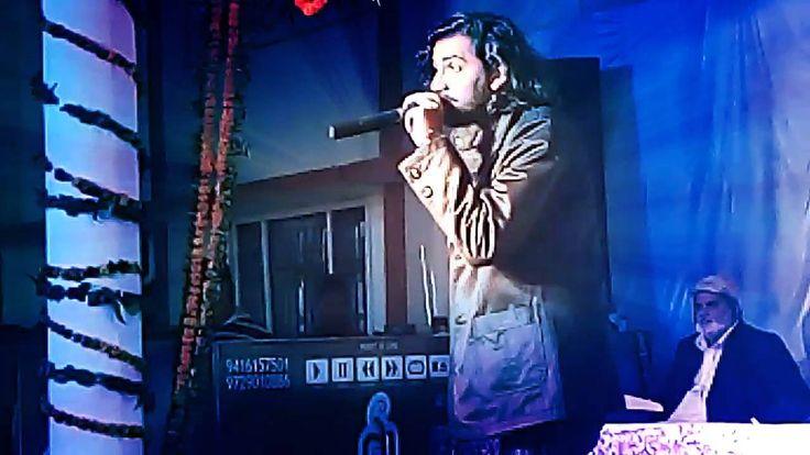 "Harsh Bhardwaj Performing ""Destiny"" Live in Chandigarh | Live Singer/Mus..."