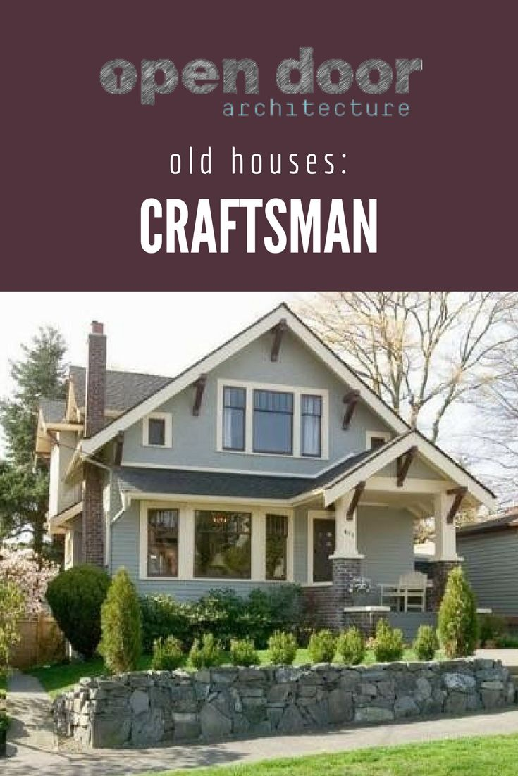 ODA board for Craftsman houses 48 best