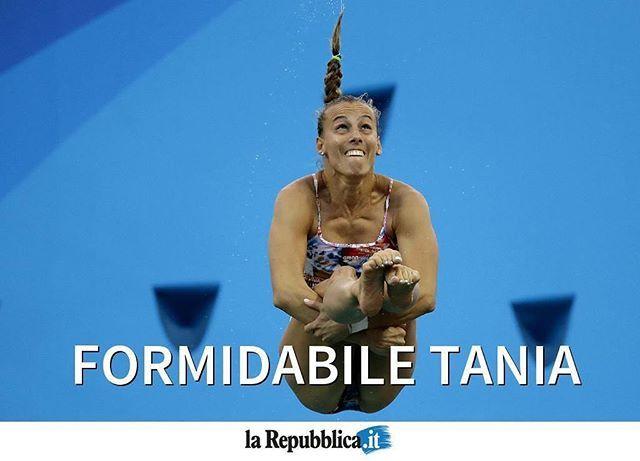 #Rio2016, Tania Cagnotto ha vinto la medaglia di bronzo nel trampolino da 3 metri