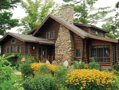 Cabins: Classic To Contemporary