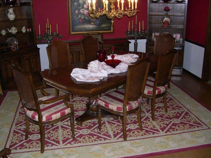dining room area rug photos